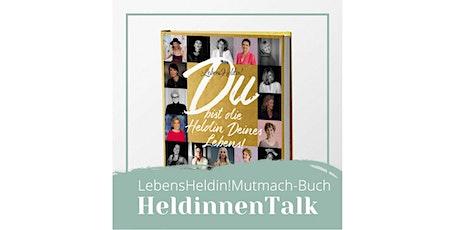 HeldinnenTalk - Silke und Isabella Tickets