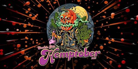 Hemptober tickets