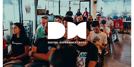 Digital Experience Leeds 2021 tickets