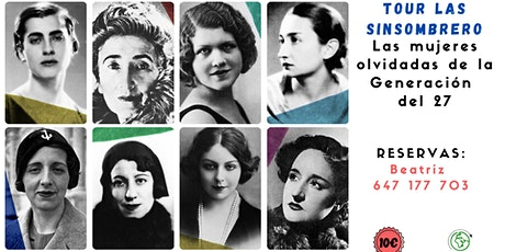 Tour Las Sinsombrero: Las mujeres olvidadas de la Generación del 27 billets