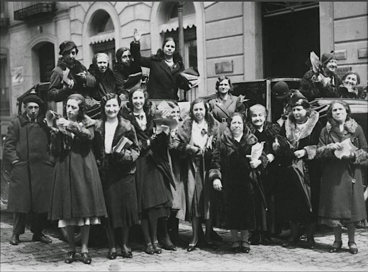 Imagen de Tour Las Sinsombrero: Las mujeres olvidadas de la Generación del 27