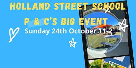 Holland Street School BIG P&C event tickets