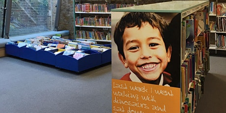 Story Time at Wandsworth Town Library tickets