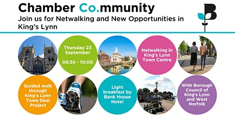 Netwalking and New Opportunities in Kings Lynn tickets
