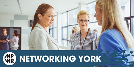 MPWR Evening Networking York tickets