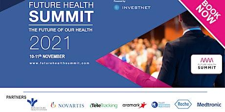 Future Health Summit 2021 tickets