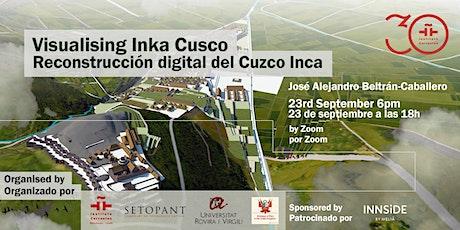 Visualising Cusco Inka tickets