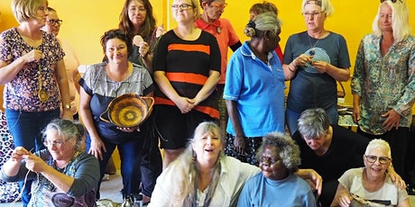 One-day workshop with Indigenous weaving elders from Arnhem Land tickets