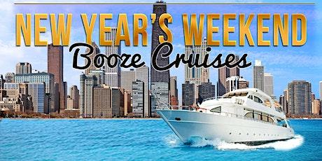 New Year's Weekend Booze Cruises on Lake Michigan aboard Anita Dee II tickets