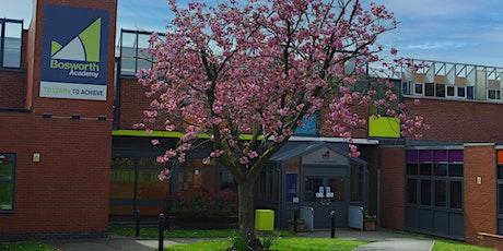 Bosworth Academy Open Evening September 2021 tickets