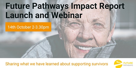 Future Pathways Impact Report Launch tickets