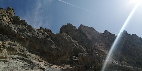 Klettersteig für Fortgeschrittene: Haidsteig (C/D) Tickets