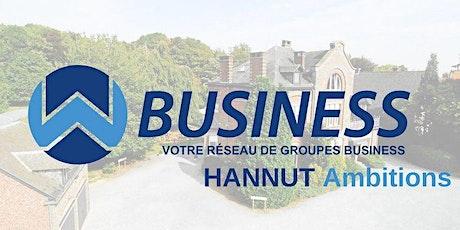 Réunion(s) du Groupe WBusiness Hannut Ambitions billets