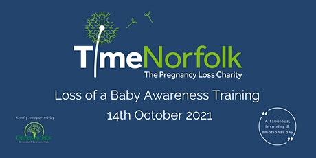 Loss of a Baby Awareness  Training tickets