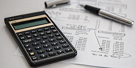 Cash Flow & Finance tickets