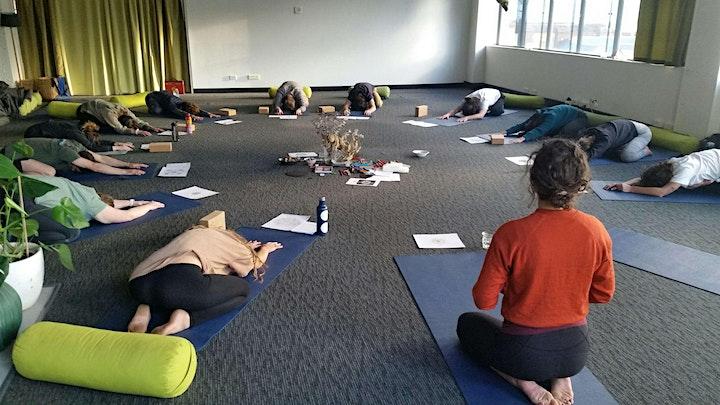 Women's Yoga Circle image