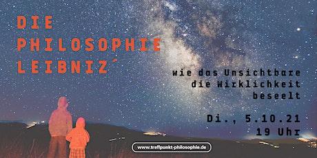 Die Philosophie Leibniz` Tickets
