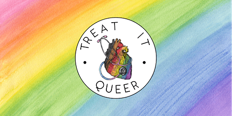 Treat it Queer trainings series tickets