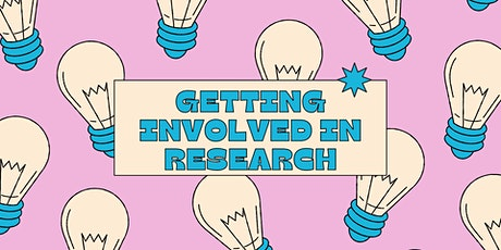Getting involved in research tickets