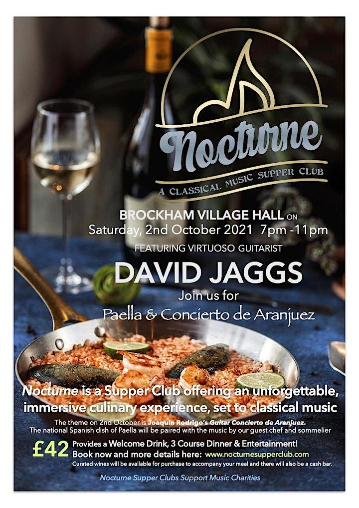 Nocturne - A Classical Music Supper Club image