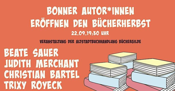 Bonner AutorInnen eröffnen den Bücherherbst: Bild
