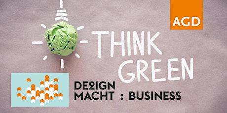 Webinar: Nachhaltiges Grafikdesign Tickets