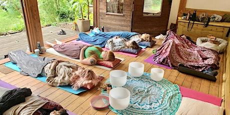 Revive & Rejuvenate - 2 hour Gong & Crystal  Bowl Sound Healing Meditation tickets