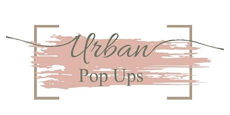 Urban Pop Ups  halal Artisan market UWA Winthrop Hall , all welcome tickets