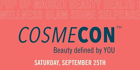CosmeCon: Beauty Defined by YOU tickets