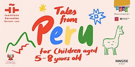 Tales from Latin America: Peru tickets