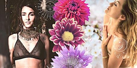 Spring Equinox - Devotional Tantric Touch + Sound Healing Journey (Online) tickets