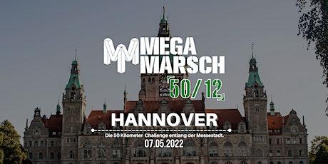 Megamarsch 50/12 Hannover 2022 Tickets