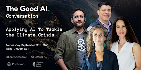 Applying AI to tackle the Climate Crisis tickets