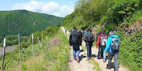 Sa,09.10.21 Wanderdate Rheinsteig von Lorch nach Rüdesheim für 30-49J Tickets