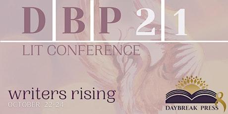 Daybreak Press Literary Conference tickets