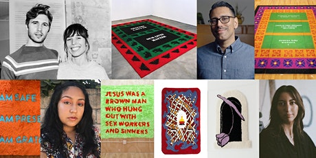 Rugs Tie A Room Together: Artist Panel Discussion tickets