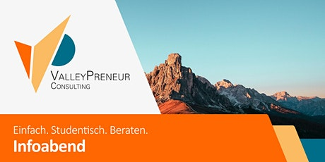 ValleyPreneur Consulting e.V. (VPC) – Infoabend Tickets