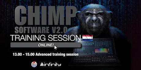 Chimp Online Training Nederlands – Gevorderden tickets
