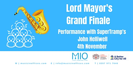 Grand Finale of the Lord Mayor William Russell tickets