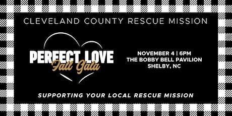 Perfect Love Fall Gala 2021 tickets