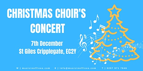 Christmas Choir's Concert tickets