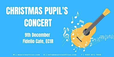 MIO Pupils' Christmas Concert