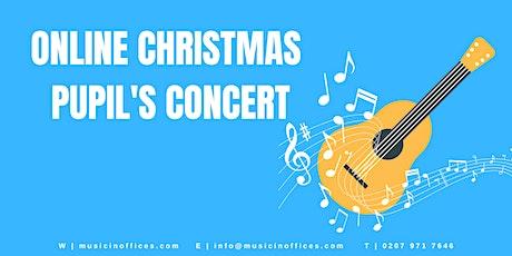 MIOnline Pupils' Online Concert tickets