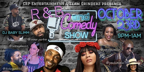 R&B and Comedy Show tickets
