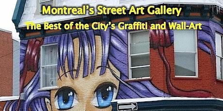 Le graffiti et le street art / Graffiti and Street Art  by Archie Fineberg tickets