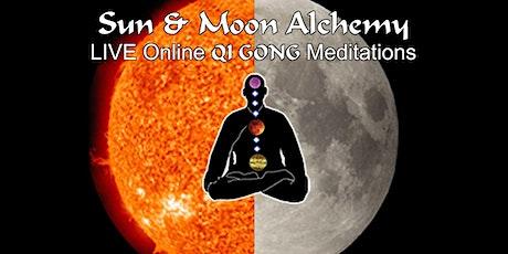 Sun and Moon Alchemy meditation series tickets