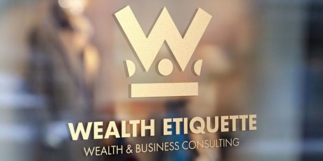 October   Estate Planning - Leaving a legacy and generational wealth tickets