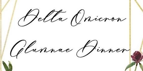 Kappa Delta- Delta Omicron Alumnae Dinner tickets