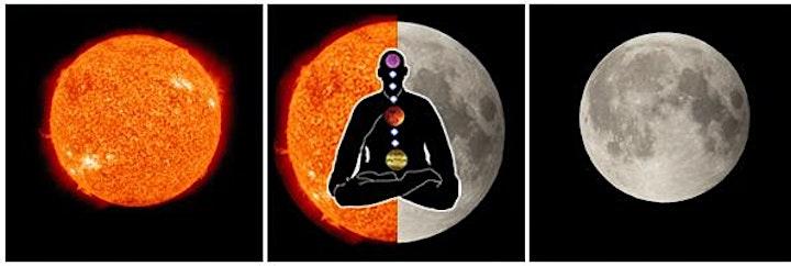 Sun and Moon Alchemy meditation series image