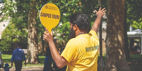 Prebooked Campus Tours tickets